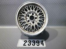 "1 Stk. orig. BBS 326 Kreuzspeiche Mercedes Alufelge 7jx15"" ET23 #23394"