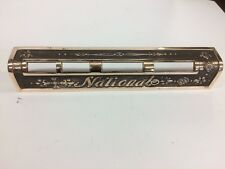 National Cash Register Brass 500 Class Counter Cover