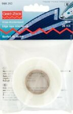 10 m Non-woven edge tape to Iron on 20 mm white Prym 968240 0,68 €/m