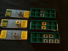Walter P28467-6 P28469-6  P28475-6 drilling inserts (12)