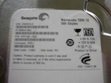 Seagate Barracuda 7200.12 500gb ST3500413AS 100535704 REV C HP61