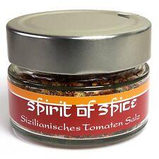 Spirit of Spice / Sizilianisches Tomaten Salz - 60 gr