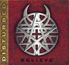 Disturbed - Believe Nouveau CD