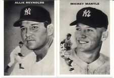 1954 Yankees Sports Illustrated Reprint Set SI- Mantle