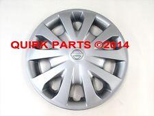 "2011-2014 Nissan Versa | 15"" Wheel Cover Hubcap Assembly OEM BRAND NEW Genuine"