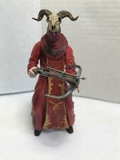 NECA Resident Evil 4 Evil red robe LOS ILLUMINADOS action figure