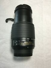 Very Clean Nikon AF-S DX Zoom-NIKKOR 55-200mm f4-5.6 G ED Lens #30407