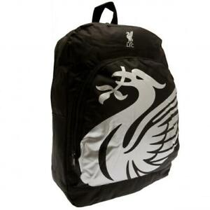 Liverpool FC Bag Backpack Rucksack Official Football School Gym Kids Adults LFC