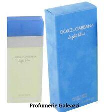 D&G DOLCE E GABBANA LIGHT BLUE POUR FEMME EDT VAPO SPRAY - 25 ml