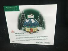Dept 56 North Pole Series Tillies Tiny Cup Cafe