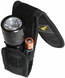 Holster für Taschenlampe Feuerwehr Rettungsdienst THW Taschenlampe Ausrüstung