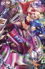 Harley Quinn 58 B DC 2019 Derrick Chew Minimal Trade Variant