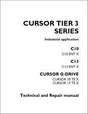 iveco engine c13 m33 c13 m50 repair manual