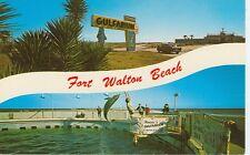 FLORIDA, FT. WALTON BEACH GULFARIUM THE LIVING SEA (FL-F)