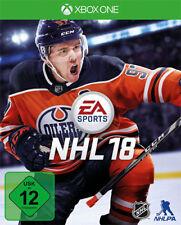 NHL 18 Xbox One NIP