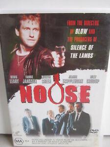 NOOSE, DVD, DENIS LEARY, FAMKE JANSSEN, MARTIN SHEEN.