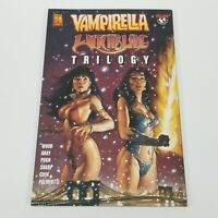 Harris Comics Vampirella Witchblade Trilogy Top Cow Trade Paperback TPB SC OOP