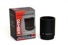 Opteka HD T MOUNT 2X Telephoto Converter 4  650 1300mm 500mm 900mm 800mm LENS