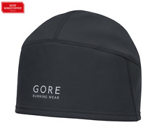 Gore Running Essential Windstopper Beany Black Beanie Laufmütze schwarz