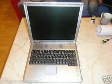 Fujitsu Siemens Amilo Notebook defekt, ohne HDD & Abdeckung, Display optisch ok