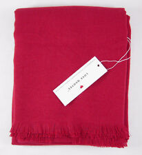Love Quotes Rayon Eyelash Scarf in Merlot NWT
