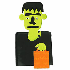 Sizzix Bigz Frankenstein with Treat Bag die #655563 Retail $19.99 Cuts Fabric!!