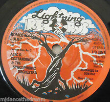 "ALEC R COSTANDINOS - Romeo & Juliet ~ 7"" Single"