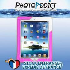 DiCAPac WP-I20 - Housse étanche pour iPad 1 et iPad 2 - Rose - Certifié IPX8