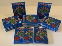 LOT OF 17 PACKS - 1993 FLEER MLB BASEBALL CARD HOT PACKS - SERIES 1 - NIP