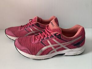 Ladies Asics Pink Gel-Ikaia Running Shoes Joggers Size US 12