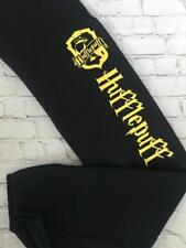 Hufflepuff Sweatpants Harry Potter houses crest clothes in Regular or Glitter