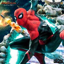 Pre-order Iron Studios 1/4 Spider-Man Legacy Replica Far From Home Statue Model