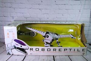 Wow Wee Roboreptile Robo Reptile Remote Control Dinosaur