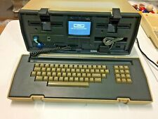 Vintage Osborne  Personal Portable Computer Tested Work