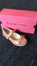 Leather Upper Shoes Lelli Kelly Ballerinas for Girls
