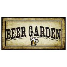 USA Novelty Number Plate - Beer Garden Wall Art Sign Home Decor Gift