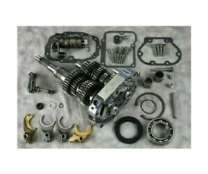 Ultima 98-902 6-Speed Builders Kit Transmission 90-06 Harley Softail Chopper FLH