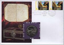 Niederlande - ECU-Brief Nr. 28, 350 Jahre Westfälischer Friede