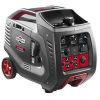 Briggs & Stratton P3000 3,000 Watt PowerSmart Inverter Generator 30545 New