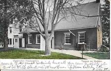 Washington Headquarters Tappan on Hudson NY Vintage postcard postally used 1905