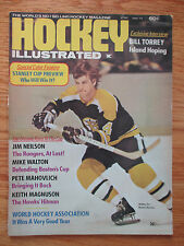 BOBBY ORR Hockey Illustrated (June 1973) Magazine BOSTON BRUINS Stanley Cup