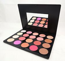 Beauty Treats Blush & Highlight Palette - Professional Blush Contour Palette
