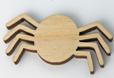 Spider ALL SIZES Unfinished Wood Cutout Crafts Door Hanger Wreath Sign Halloween
