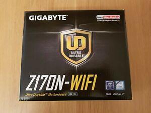Gigabyte GA-Z170N-WIFI mini-itx motherboard