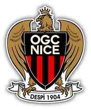 "OGC Nice FC France Football Soccer Car Bumper Window Sticker Decal 4""X5"""