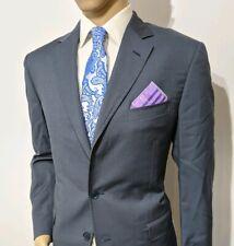 Pal Zileri Mens Blazer Light Blue Wool Suit Jacket UK 44R IT 54R RRP £395
