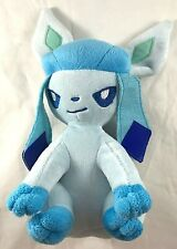 "Pokemon Blue Eeveelution Glaceon  7"" Stuffed Animal Plush Soft Toy"