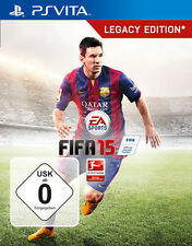 Sony PlayStation Vita psv PSVita juego * fifa 15 * Fútbol Soccer 2015 fútbol