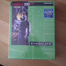 AMIGA CD32 game syndicate with alfred chicken NEW&SEALED