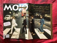 MOJO Magazine UK #83 BEATLES ps gatefold abbey road RADIOHEAD Jimi HENDRIX